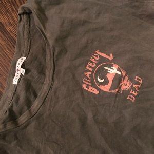 Junk food clothing Grateful Dead L t shirt EUC